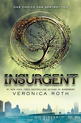 Insurgent by Veronica Roth | books, reading, book covers