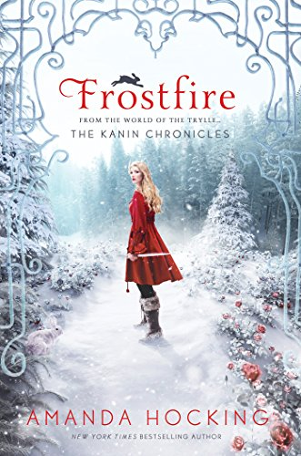 Frostfire by Amanda Hocking   books, reading, book covers