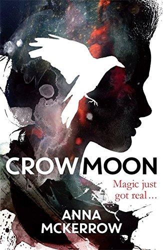 Crow Moon by Anna McKerrow | reading, books