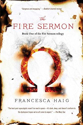 Book Cover - The Fire  Sermon by Francesca Haig