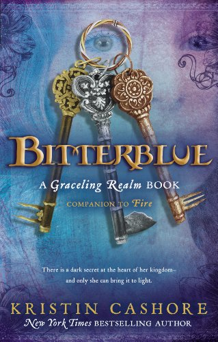 Book Cover - Bitterblue by Kristin Cashore