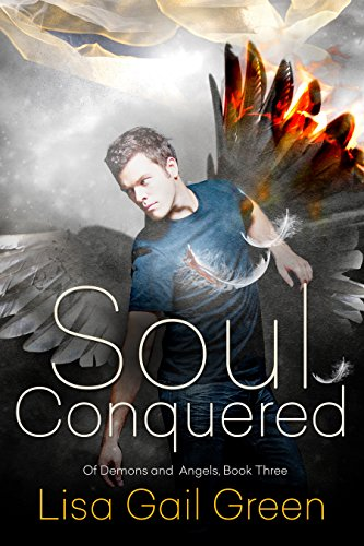 Soul Conquered by Lisa Gail Green | books, reading, book covers, cover love, feathers