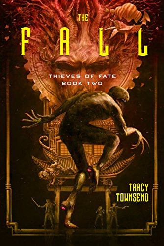 The Fall by Tracy Townsend | reading, books, book cover, cover love