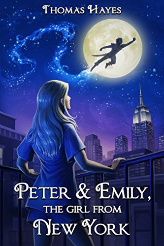 Peter & Emily, the Girl from New York by Thomas Hayes   reading, books