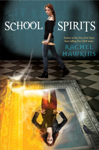 School Spirits by Rachel Hawkins   books, reading, book covers, cover love