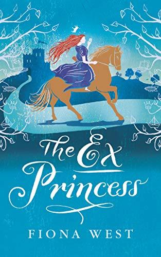 Book Cover - The Ex-Princess by Fiona West