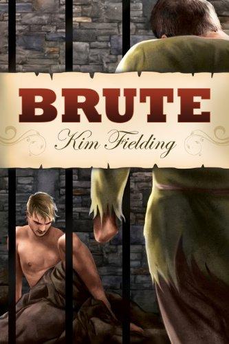 Book Cover - Brute by Kim Fielding