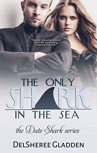 The Only Shark in the Sea by DelSheree Gladden | books, reading, book covers
