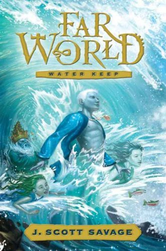 Book Cover - Water Keep by J. Scott Savage
