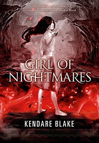 Girl of Nightmares by Kendare Blake | reading, books