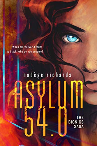 Asylum 54.0 by Nadege Richards | reading, books, book covers, cover love, faces