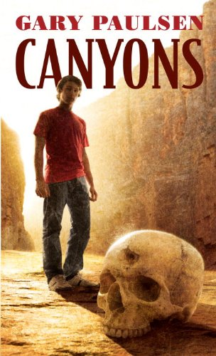 Canyons by Gary Paulsen | reading, books