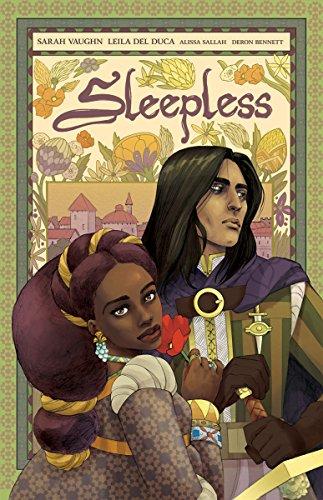 Sleepless by Sarah Vaughn & Leila del Duca