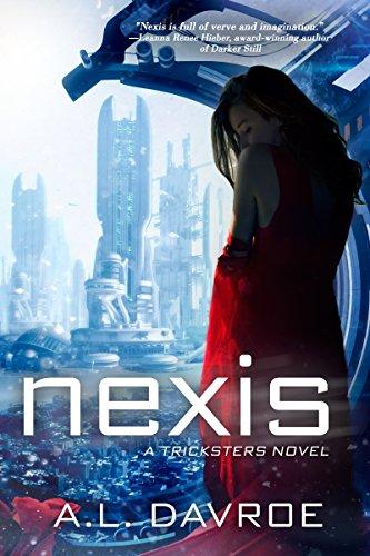 Book Cover - Nexis by A.L. Davroe