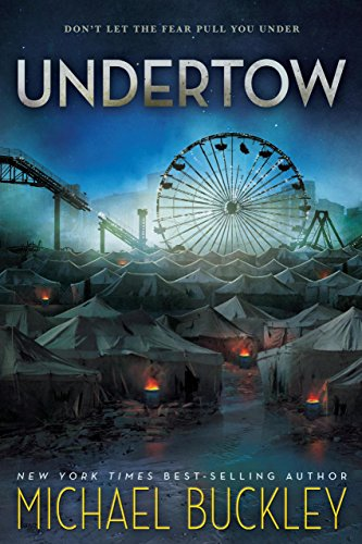 Undertow by Michael Buckley | books, reading, book covers