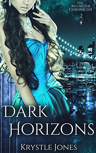 Dark Horizons by Krystle Jones | books, reading, book covers
