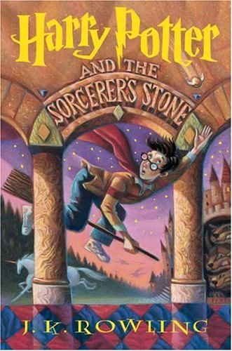 Harry Potter and the Sorcerer's Stone by JK Rowling