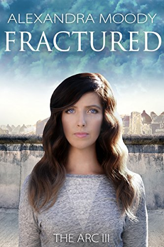Fractured by Alexandra Moody | books, reading, book covers