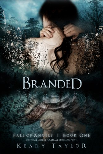 Branded by Keary Taylor | books, reading, book covers