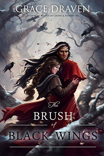 The Brush of Black Wings by Grace Draven | reading, books