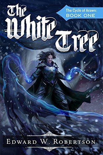 The White Tree by Edward W. Robertson   reading, books