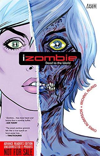 iZombie Vol. 1 by Chris Roberson & Michael Allred   reading, books