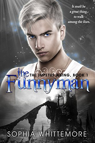 The Funnyman by Sophia Whittemore   reading, books