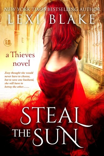 Steal the Sun by Lexi Blake | books, reading, book covers