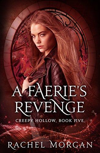 A Faerie's Revenge by Rachel Morgan | books, reading, book covers
