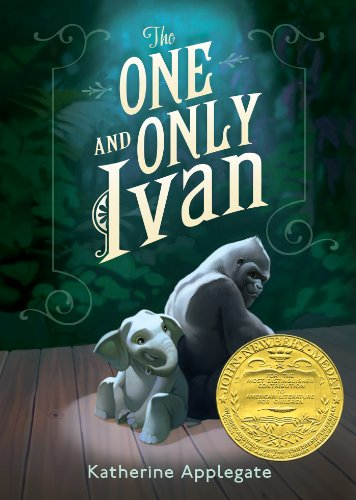 The One and Only Ivan by Katherine Applegate | reading, books