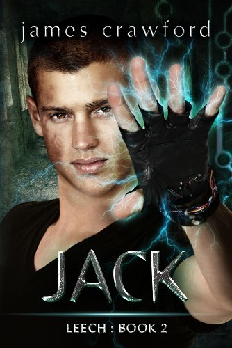 Jack by James Crawford   books, reading, book covers, cover love, hands