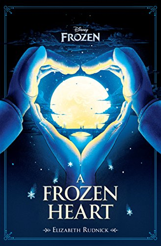 A Frozen Heart by Elizabeth Rudnick | books, reading, book covers
