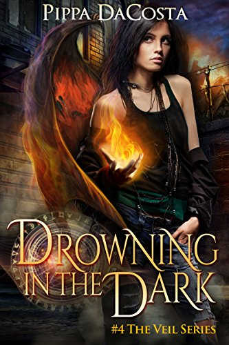 Drowning in the Dark by Pippa DaCosta | books, reading, book covers
