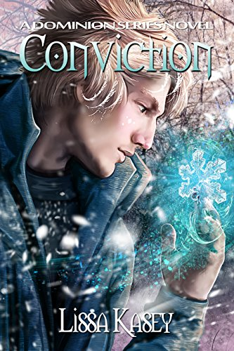 Book Cover - Conviction by Lissa Kasey