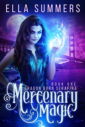 Mercenary Magic by Ella Summers | books, reading, book covers