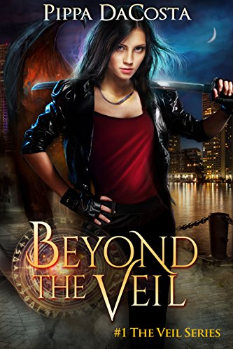 Beyond the Veil by Pippa DaCosta | books, reading, book covers