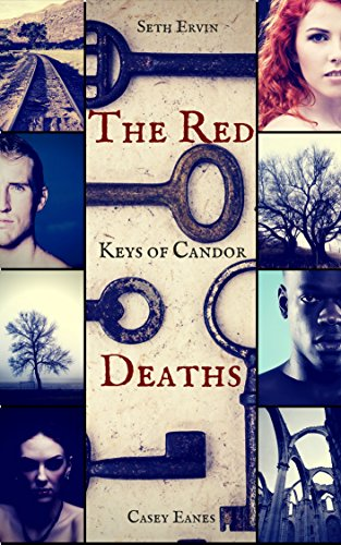 The Red Deaths by Casey Eanes   books, reading, book covers
