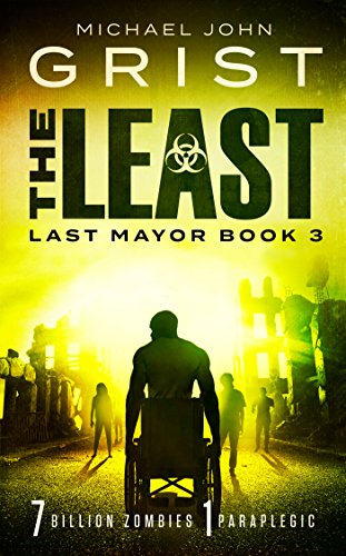 Book Cover - The Least by Michael John Grist