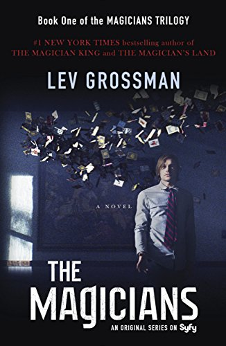 The Magicians by Lev Grossman | reading, books, books covers, cover love, cards
