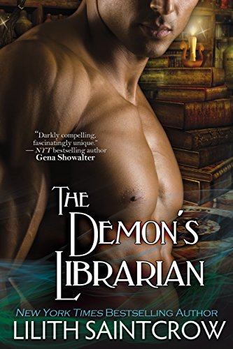 The Demon's Librarian by Lilith Saintcrow | books, reading, book covers