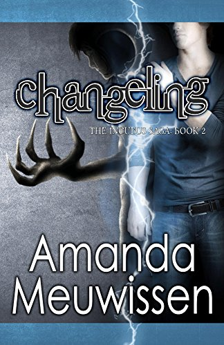 Changeling by Amanda Meuwissen   books, reading, book covers
