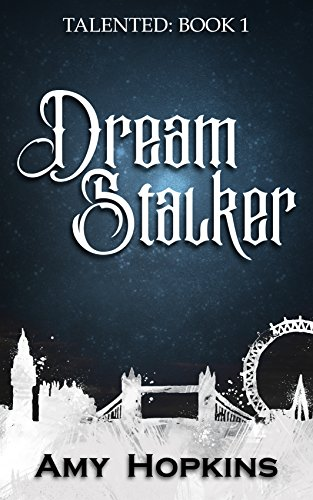Dream Stalker by Amy Hopkins | books, reading, book covers