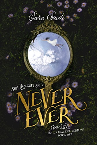 Never Ever by Sara Saedi   books, reading, book covers, cover love