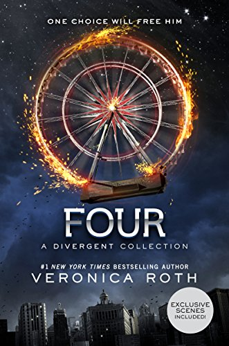 Four by Veronica Roth | books, reading, book covers