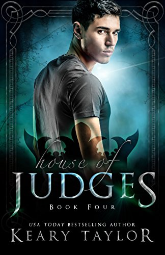 House of Judges by Keary Taylor   reading, books