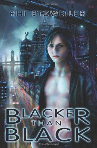 Blacker Than Black by Rhi Etzweiler   reading, books