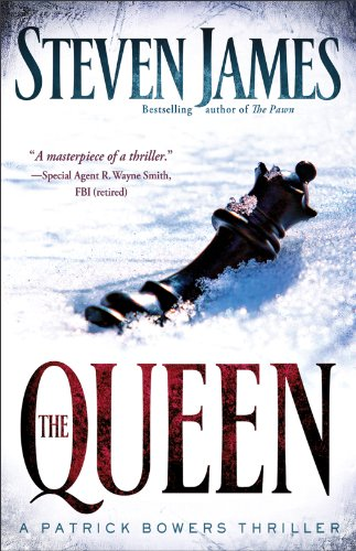 The Queen by Steven James | books, reading, book covers