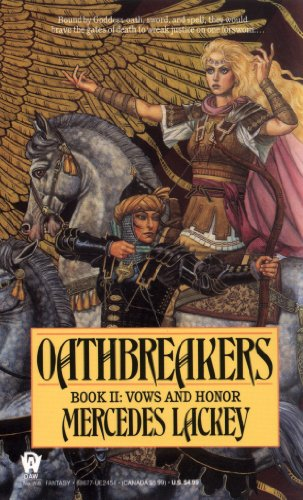Book Cover - Oathbreakers by Mercedes Lackey