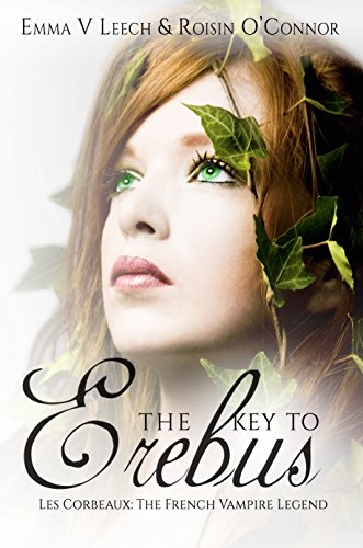 The Key to Erebus by Emma V. Leech & Roisin O'Connor | books, reading, book covers