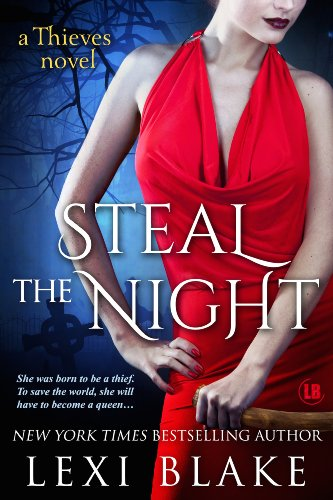Steal the Night by Lexi Blake | books, reading
